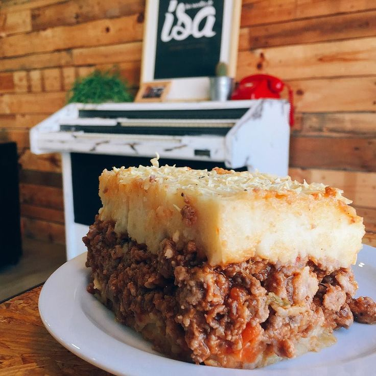 Pastel de carne #lastecetasdeisa #avila #madewithcariño