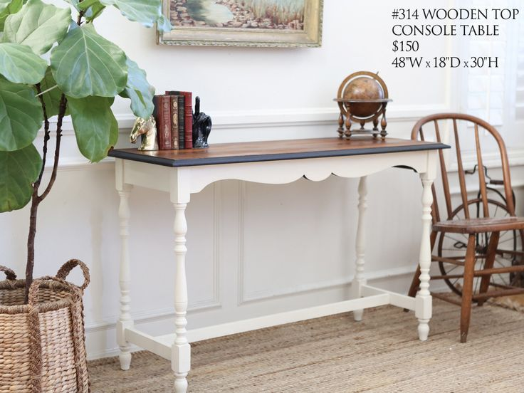 best 25 shabby chic console table ideas on pinterest shabby chic entry table console table. Black Bedroom Furniture Sets. Home Design Ideas