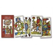 MINI TAROTOVÉ KARTY-MARSEILLSKÝ TAROT