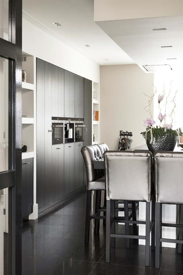 25 beste idee n over blokhut keukens op pinterest blokhutten rustieke keuken en blokhut plannen - Eigentijdse meubelen ...