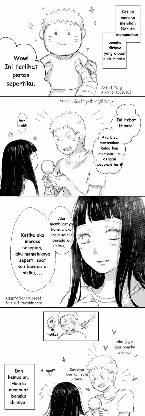 Komik NaruHina | Boneka Hinata | Bahasa Indonesia (1)