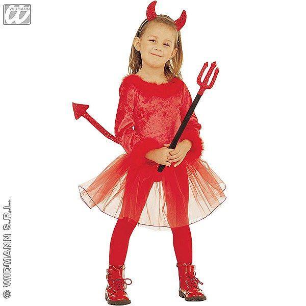 disfraz de diablita para niña pequeña - Buscar con Google