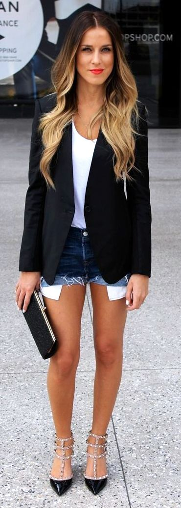 Simply put together outfit.