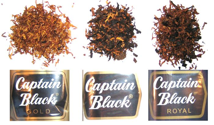 Captain Black Pipe Tobacco Review | The #1 Source for Pipes and Pipe Tobacco Information