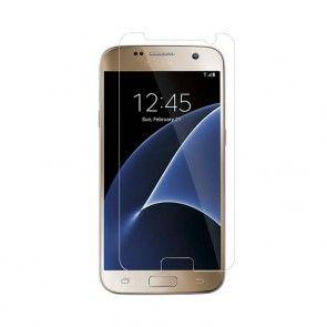Set 2 FOLII de Protectie Ecran Samsung Galaxy S7 Edge Ultra Clear Crystal - Acoperire 100% ECRAN