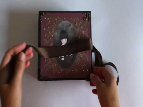 Gorjuss mini album - YouTube