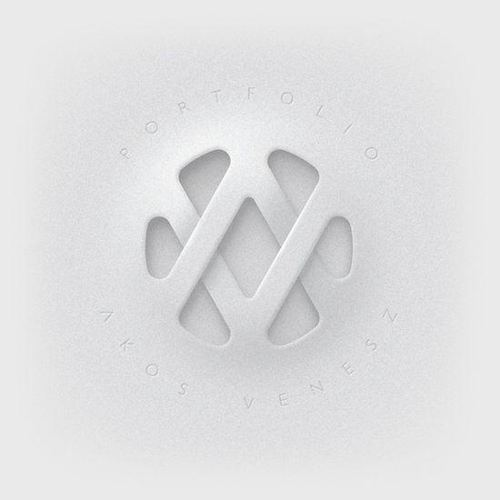 AV Logo By Akos Venesz Via Interior House Design Home Decorators