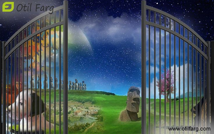 Siamo così abituati alle gabbie mentali che non siamo più capaci di uscirne, neanche con i cancelli spalancati. Otil Farg