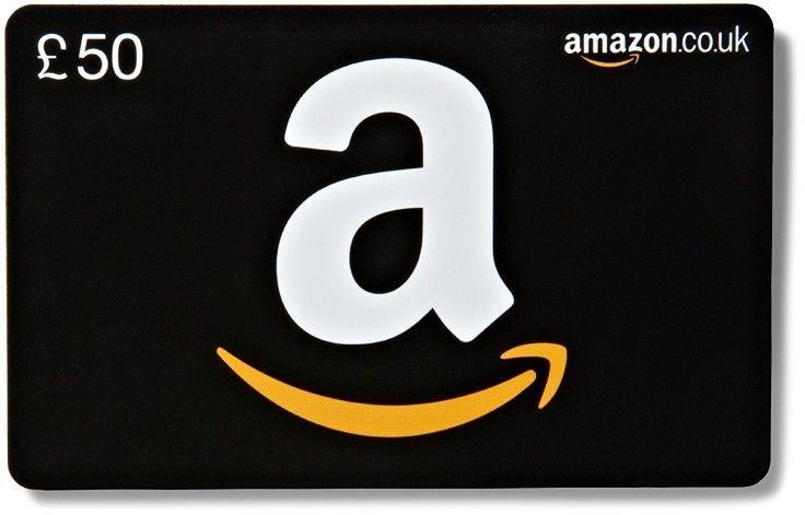 Win 50 Amazon Gift Card Amazon Gift Cards Uk Gifts Gift Card