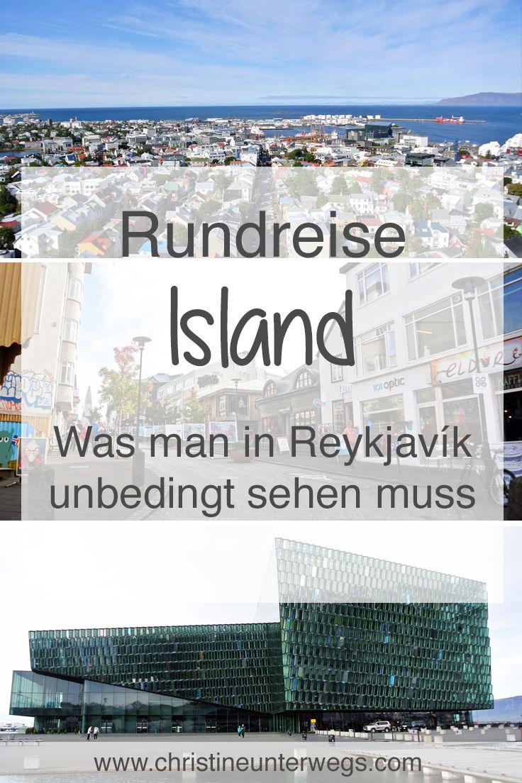 Meine Tipps für einen Spaziergang durch #Reykjavik, der Hauptstadt von #Island, findest du hier: https://www.christineunterwegs.com/reisen/island/reisebericht-spaziergang-reykjavik/
