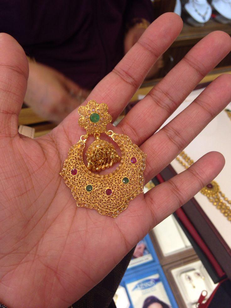 Beautiful earrings! Love it