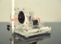 diatom studio: piccolo drawing bot