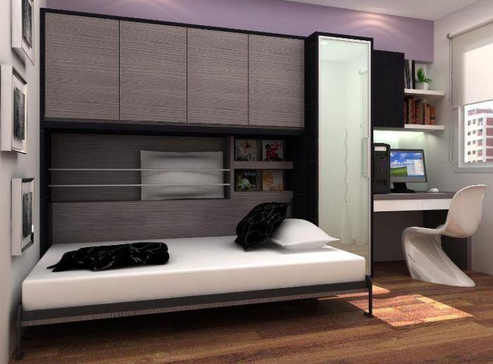 Space Bedroom Diy Murphy Bed Wall Bed Ikea Bedroom wall bed ikea wall beds ikea