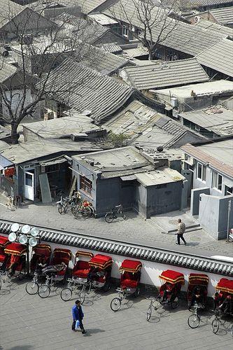 Beijing Hutong II, via Flickr.