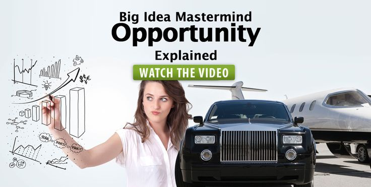 Big Idea Mastermind | Business Center viralincomenetwork.com