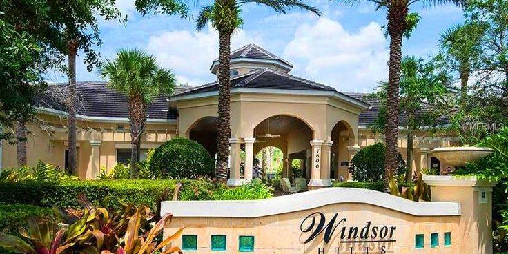 Welcome To Windsor Hills – Resort Style Homes Next to Walt Disney World