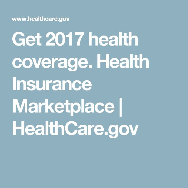 #OpenEnrollment for the ACA this year is November 1st - December 15th.    Get 2017 health coverage. Health Insurance Marketplace   HealthCare.gov