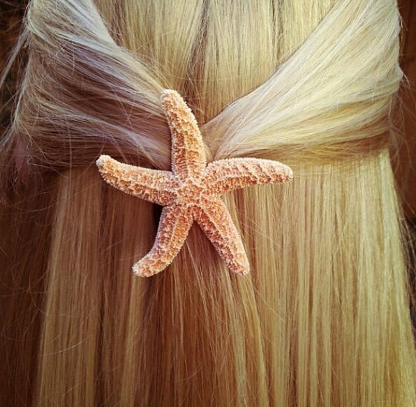 best 25 starfish hair clips ideas on pinterest girls