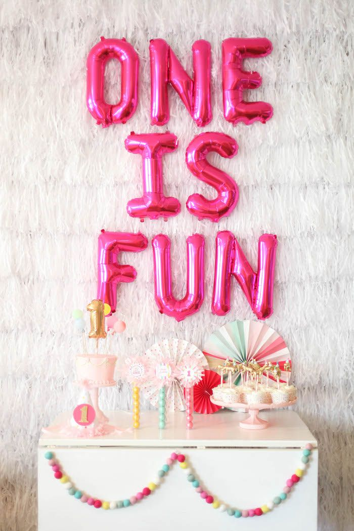 25 best ideas about letter balloons on pinterest for 1st birthday decoration pictures