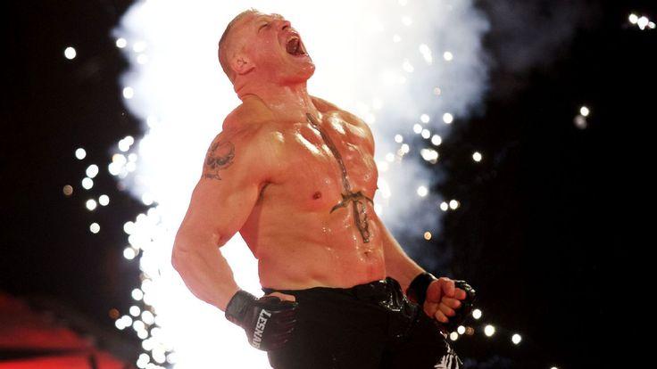 Jon Jones seeks 'super fight' with Brock Lesnar #FansnStars