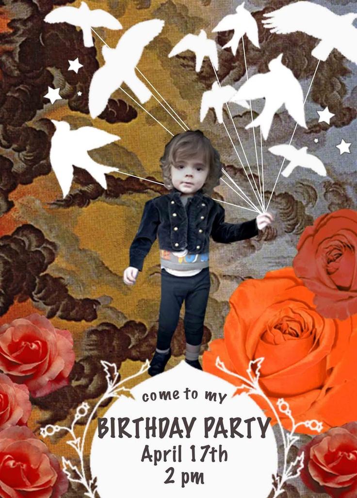 ☁little moon & babe rainbow☁: little moon's little prince party