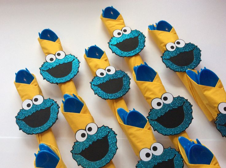 Best 25 Cookie monster party supplies ideas on Pinterest Elmo