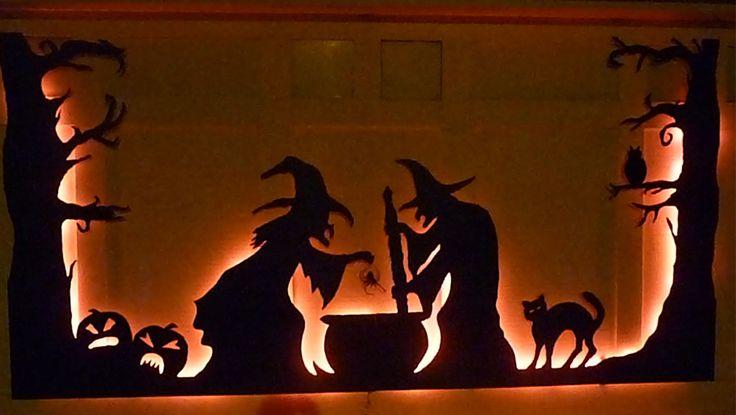 10 jardins effrayants à visiter les soirs d'Halloween
