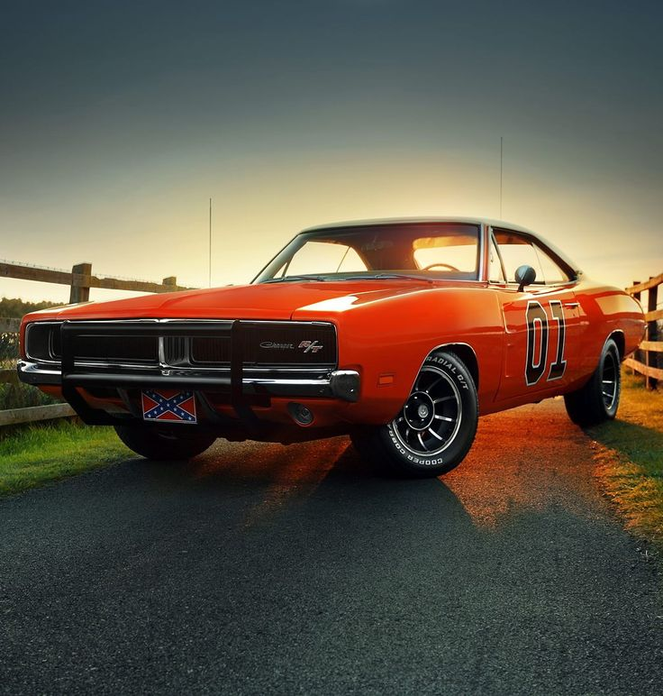 "Dodge Charger ""General Lee"""