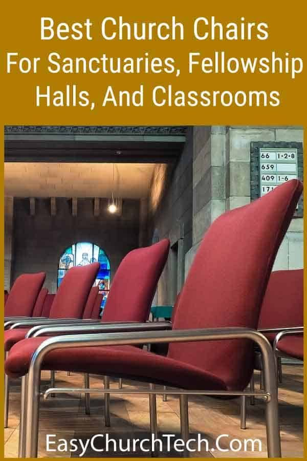 Best Church Chairs For Sanctuaries Fellowship Halls And