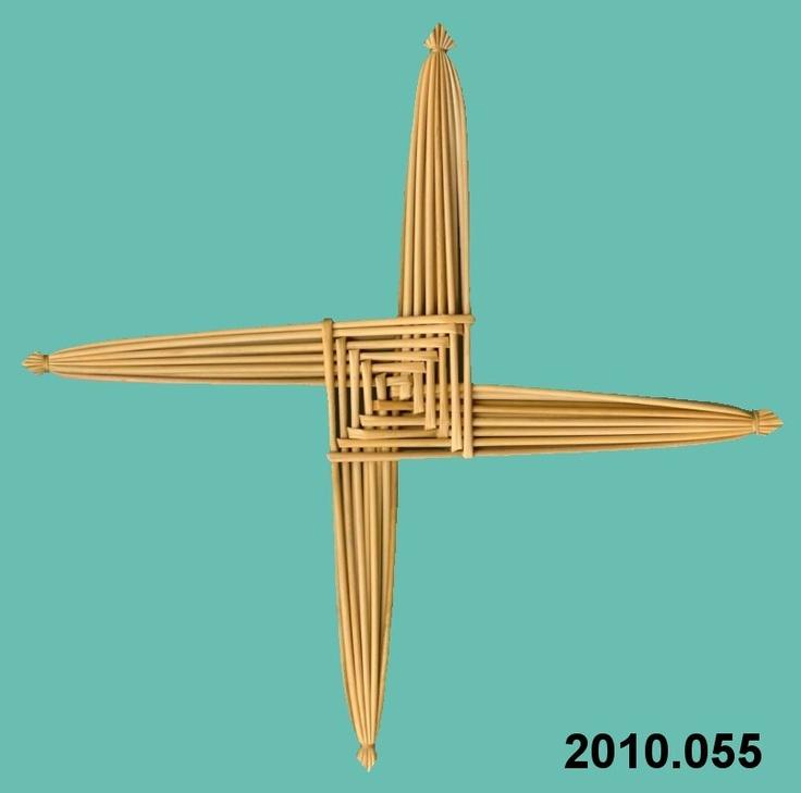 MAKE: St. Brigid crosses