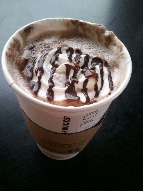 grafika starbucks, chocolate, and coffee