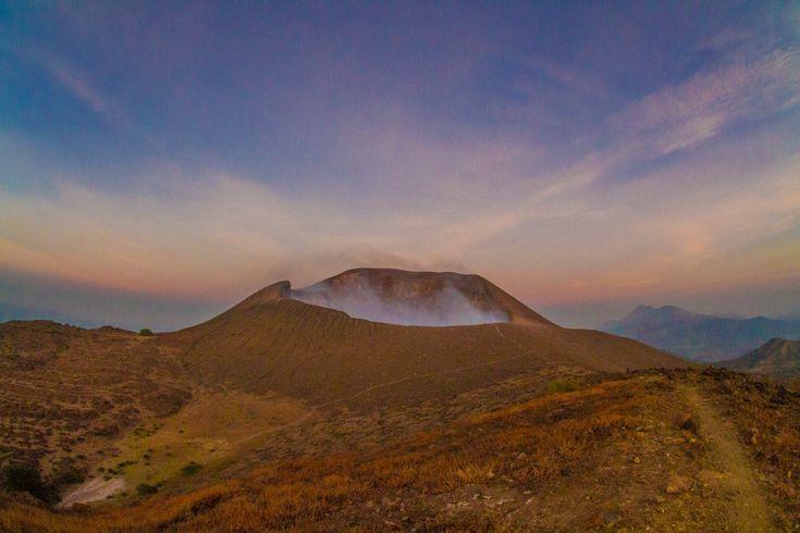 hiking volcan Telica