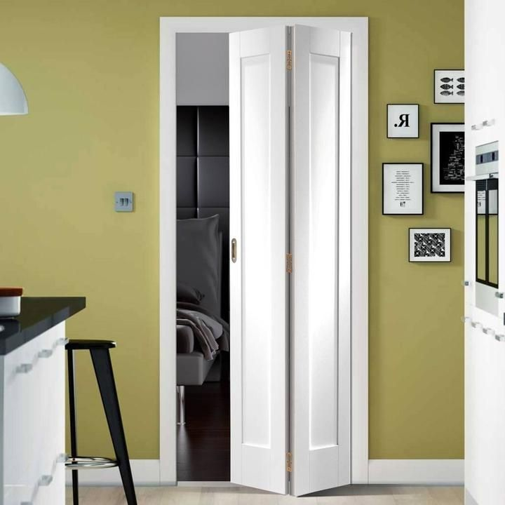 Internal Bifold Doors Internal Bifold Doors With Glass In 2020 Bifold Doors Folding Doors Door Fittings