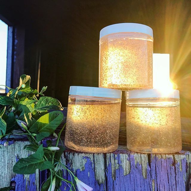 ☀️ Hi Everyone, Thanx For All The Support Today ☮️ Such Uplifting Vibes! ☺️ This Is My Fort, Such a Beautiful Sunset Tonight! These Organic Body Scrubs Are ✨Coconut Vanilla Macadamia w/ Green Tea & Aloe✨ ($10 Each 8oz) My Etsy Shop Opens July 1st BUT Everything On My Instagram Is Available NOW! 🔮 Thanx For Snagging All The Orange Marmalades, Sold Out Quick¡ 🍯💨😮 Stay Tuned For My 100mg THC Bath Salts! 🎟🛁 SHIPPING WEDNESDAY!! #THC #CBD #Hemp #Cannabis #eczemarelief #eczemasucks #Eczema…
