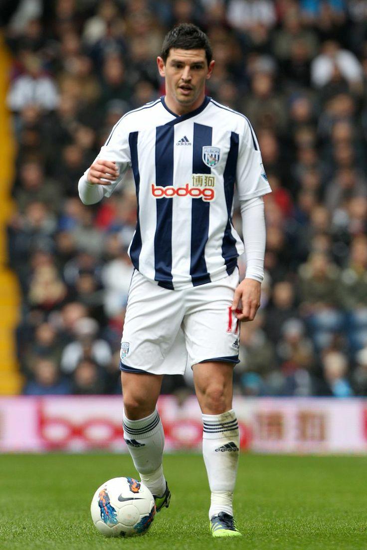 2011/12 - Graham Dorrans - #West Bromwich Albion #Quiz #West Brom