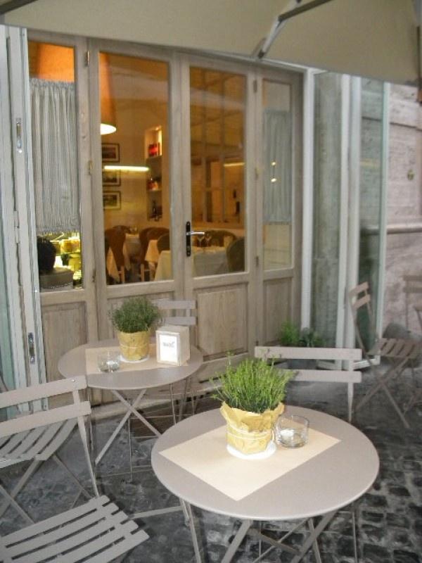 Casa e Bottega, ristorante, Roma