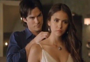 "Damon and Elena ""That moment I started loving him""-Elena Gilbert"