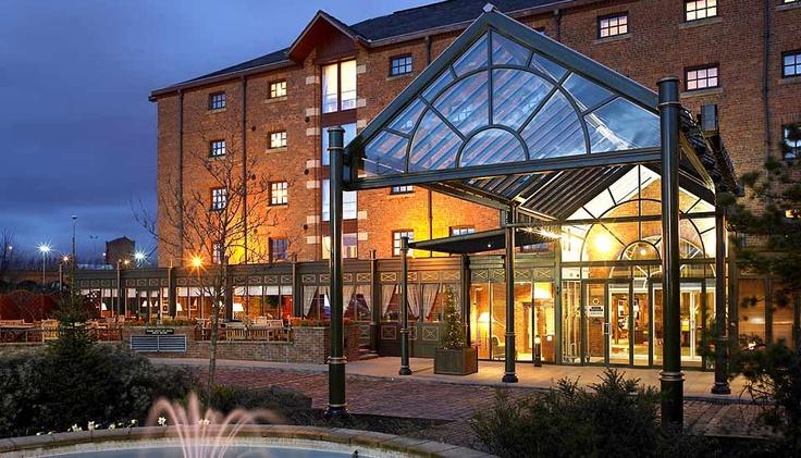 Manchester Victoria & Albert Marriott Hotel