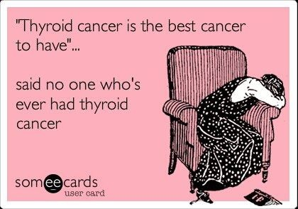 LOVE this ecard! September is Thyroid Cancer Awareness Month...Get Your Neck Checked!!!!