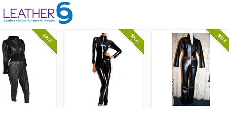 Buy jumpsuitsfor womenonlineat Leather69. Find great deals and wide range of jumpsuitdresses at discounted prices.Shopnow! http://bit.ly/1KedRJb  #leather #women #fashion