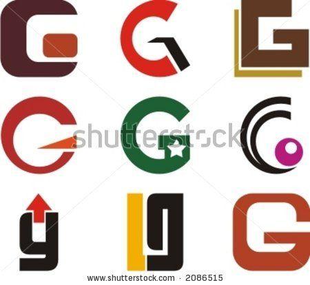 Alphabetical Logo Design Concepts Letter G Check My Portfolio