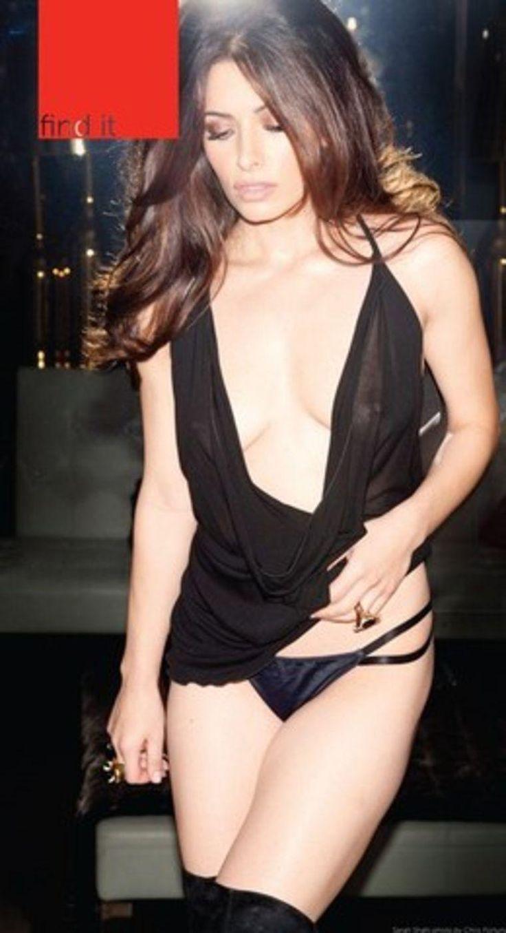 Sarah Shahi New York Moves Maxim