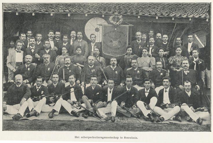 soerabaja Schuttersgenootschap 1896 | by janwillemsen