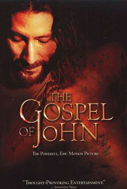 The Gospel of John - Christian Movie/Film on DVD. http://www.christianfilmdatabase.com/review/the-gospel-of-john/