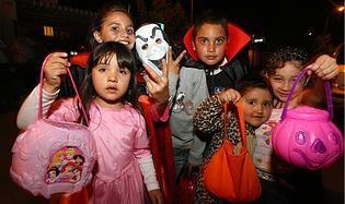 DNJ Ltda. Antofagasta, Confites para eventos especiales, Haloween