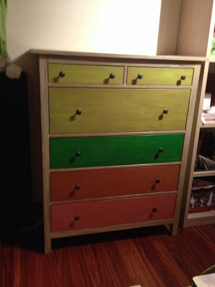 17 mejores im genes sobre muebles pintados y decorados por for Pintar mueble ikea chalk paint