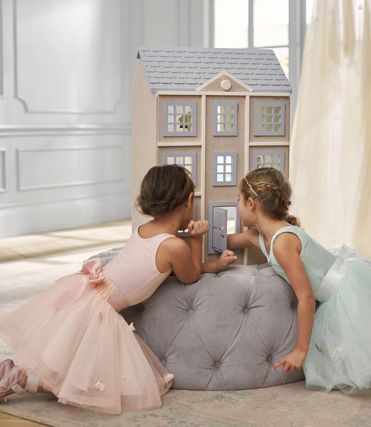 An Exclusive First Look at Monique Lhuillier's Collection for Pottery Barn Kids - Monique Lhuillier forPottery Barn Kids  - from InStyle.com