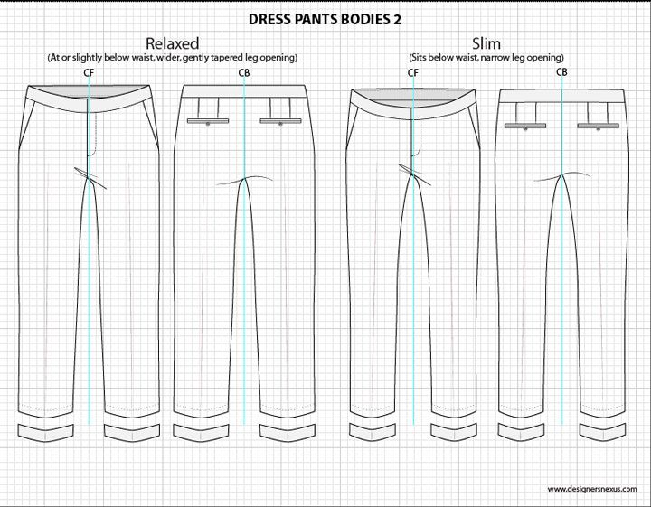 Flats Design 48 best pants flat sketch images on pinterest | fashion flats