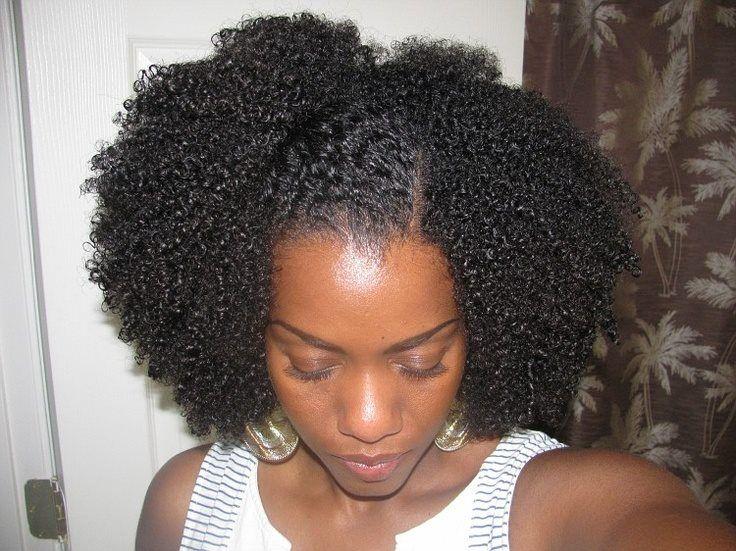 gorgeous natural curls