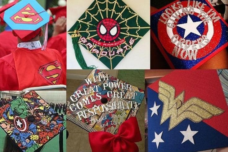 The best graduation cap ideas of the editorship for 2016